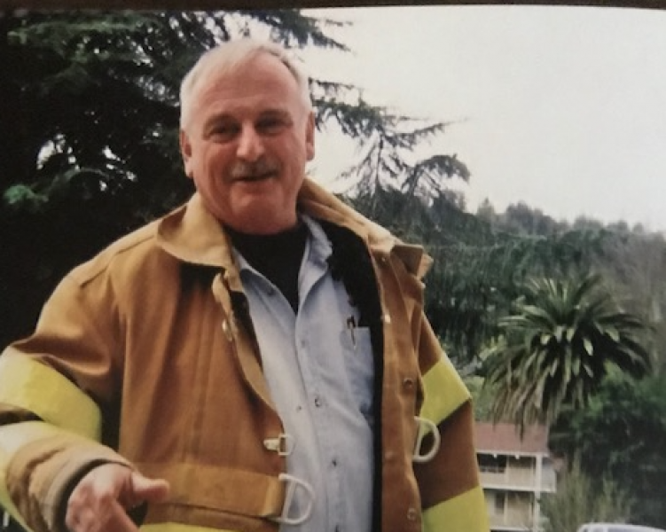 Former Kentfield fire chief Robert Mariani dies at 81