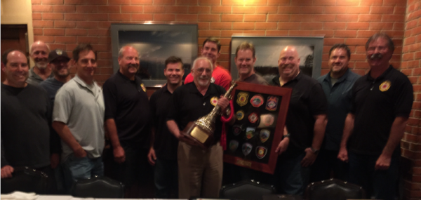 Local 1775 Thanks John Grey for 40 Years of Service