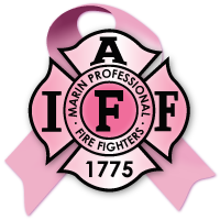 Help Marin Firefighters Find a Cure For Breast Cancer!