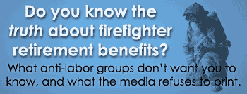 The Truth About Firefighter Salaries, Pensions and Retirement Benefits in Marin.