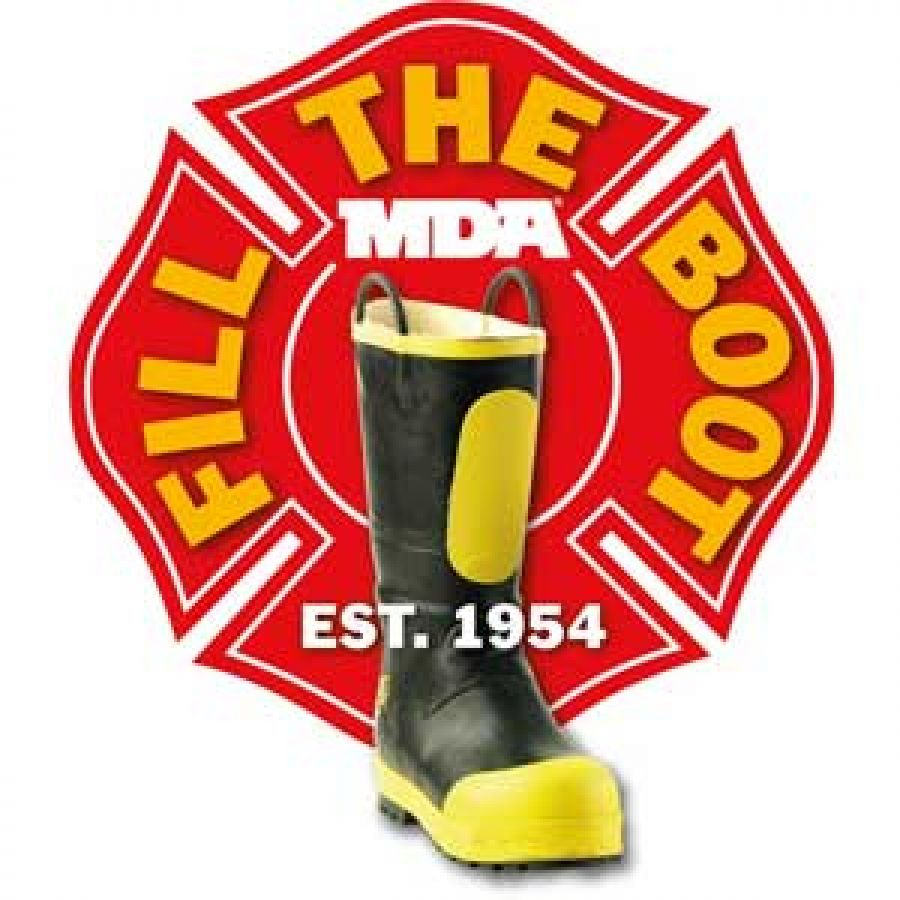 Fill the Boot for the Muscular Dystrophy Association